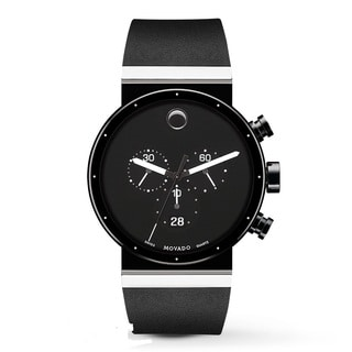 Movado Men's 0606501 Black Synergy Watch