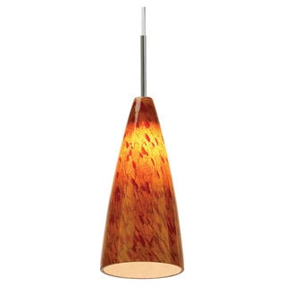 Sea Gull Lighting Ambiance Fuego Transitions 1-Light Pendant