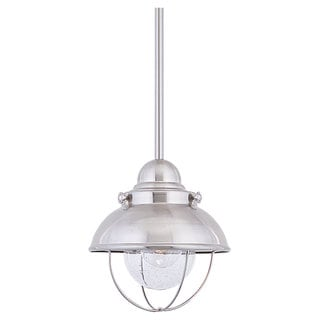 Sea Gull Lighting Outdoor Single-light Sebring Mini-pendant