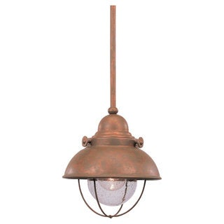 Sea Gull Lighting Single-Light Sebring Mini-Pendant