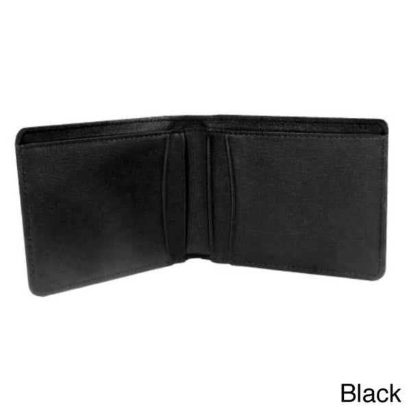 Royce Leather Front Pocket Wallet