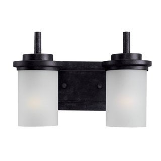 2-light Wall/ Bath Fixture