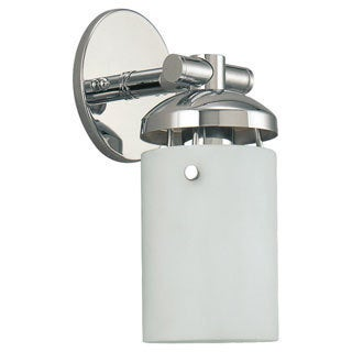 Sea Gull Lighting Single-Light Bliss Wall/Bath Fixture