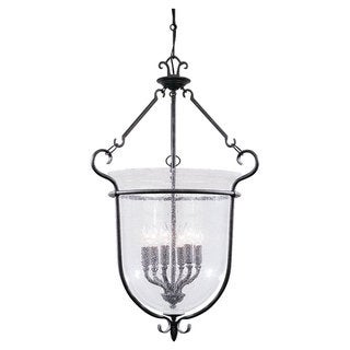 6-light Manor House Hall/ Foyer Fixture