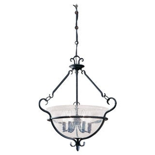 6-light Manor House Pendant