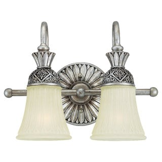 Highlands Two-Light Indoor Wall Fixture
