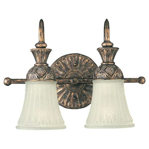Highlands 2-light Wall Fixture