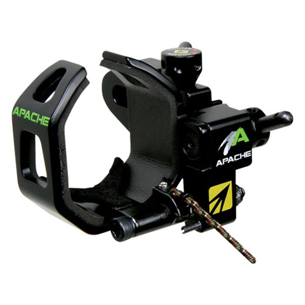 New Archery Black Apache Arrowrest