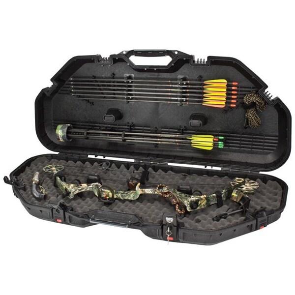 Plano AW Black Bow Case DLX Latches