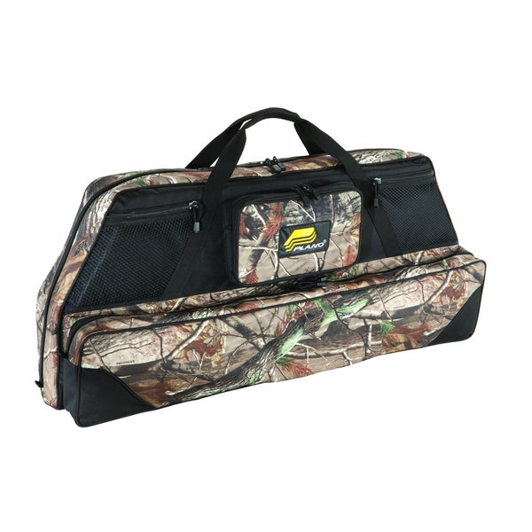 Plano AP/Black Soft Bow Case Realtree