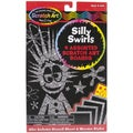 Melissa & Doug Silly Swirls Scratch Magic Art Board Set