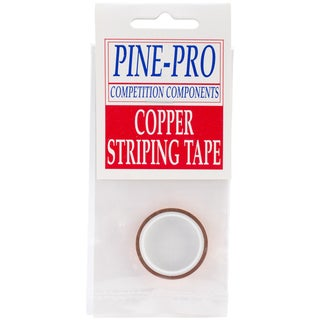 Pine Car Derby Copper Pinstripe Tape