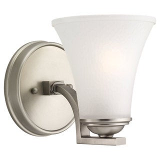 Sea Gull Lighting Somerton 1-light Antique Brushed Nickel Wall Sconce