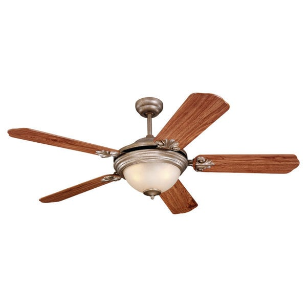 Sea Gull Lighting 52-inch Highlands 5 Blade 3-light Ceiling Fan