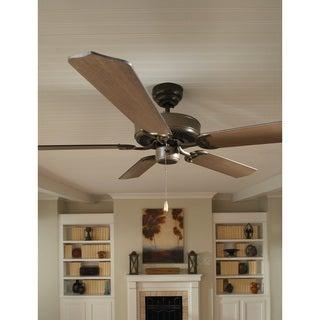 Sea Gull Lighting Quality Max Energy Listed Heirloom Bronze 5-blade Ceiling Fan