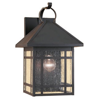 Single-Light Outdoor Largo Wall Lantern