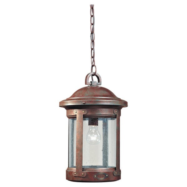 Single-Light HSS CO-OP Outdoor Pendant