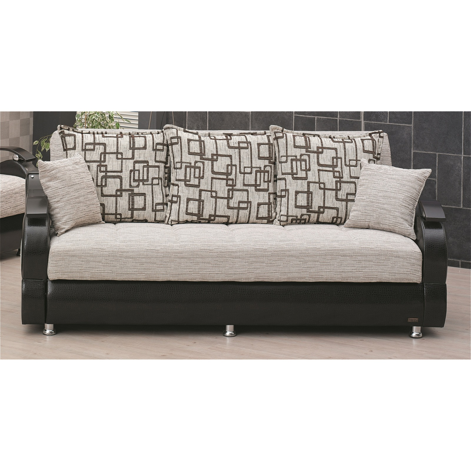 'Wisconsin' Two-tone Traditional Sofa Bed at Sears.com