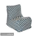 Outdoor 'Relax' Zig-zag Beanbag Chair