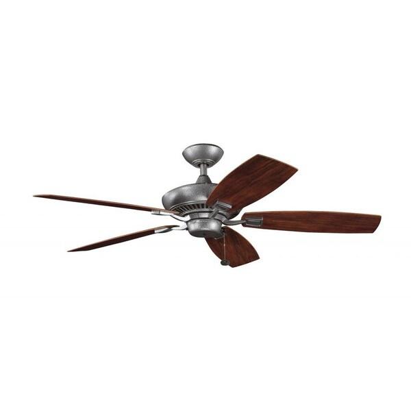 Gunmetal 5-Blade Ceiling Fan