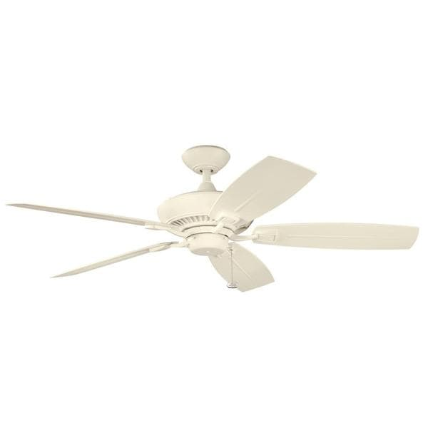 Adobe Cream Blade Ceiling Fan