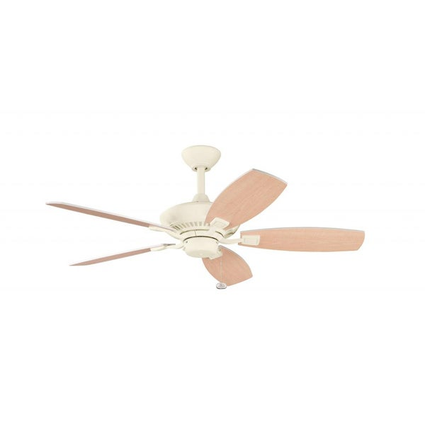 5-blade Ceiling Fan in Adobe Cream Finish
