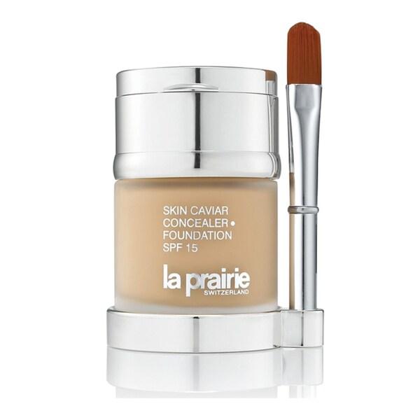 La Prairie Skin Caviar Creme Peche Concealer Foundation with SPF 15