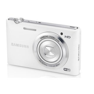 Samsung ST150F 16.2MP White Digital Camera