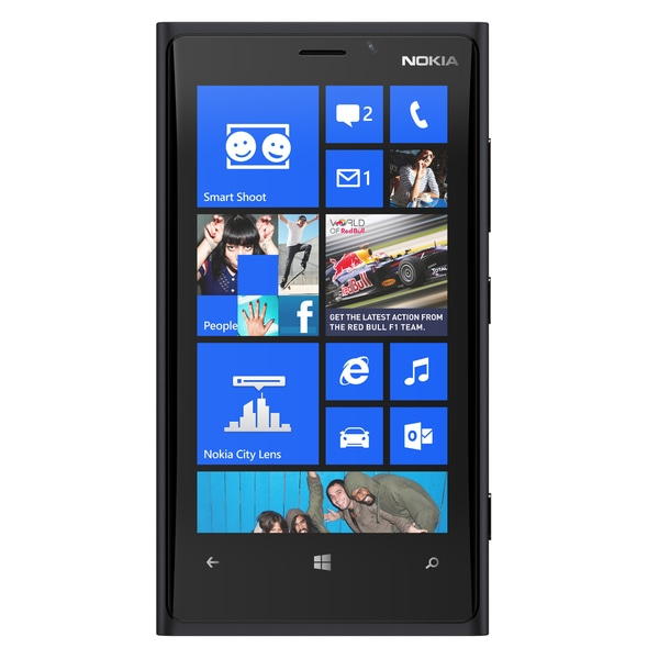 Nokia Lumia 920 32GB Unlocked 4G LTE Windows 8 Smartphone