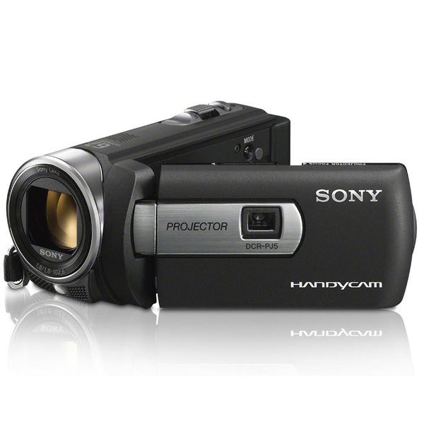 Sony DCR-PJ5 SD Handycam Camcorder with Projector