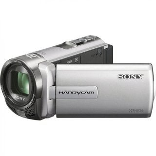Sony DCR-SX65 SD 4GB Flash Memory Camcorder