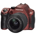Pentax K30 16.3MP Digital Camera with 18-55mm AL Lens