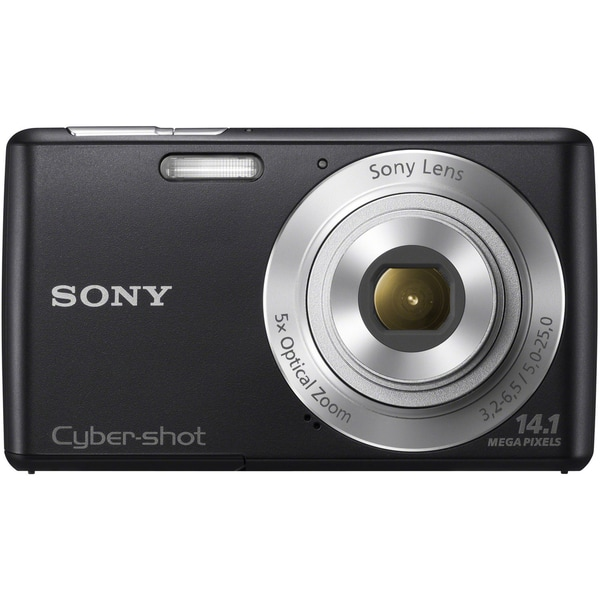 Sony Cyber-Shot DSC-W620 14.1MP Digital Camera