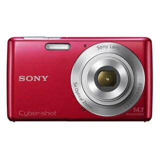 Sony Cyber-Shot DSC-W620 14MP Digital Camera