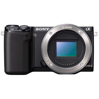 Sony Alpha NEX-5R Mirrorless Digital Camera (Body Only)
