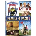 Family Quad Feature: Vol. 7 (DVD)