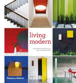 Living Modern: The Sourcebook of Contemporary Interiors (Hardcover)