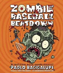 Zombie Baseball Beatdown (CD-Audio)