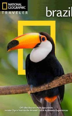 National Geographic Traveler Brazil (Paperback)