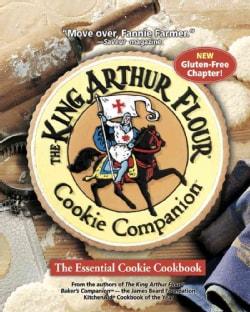 The King Arthur Flour Cookie Companion: The Essential Cookie Cookbook (Paperback)