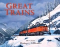 Great Trains 2014 Calendar (Calendar)