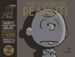 The Complete Peanuts 1989-1990 (Hardcover)