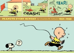 Peanuts Every Sunday: 1952-1955 (Hardcover)