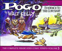 Pogo: Evidence to the Contrary (Hardcover)