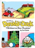Walt Disney's Donald Duck Christmas on Bear Mountain (Hardcover)