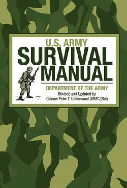 U.S. Army Survival Manual (Paperback)