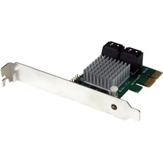 StarTech.com 4 Port PCI Express 2.0 SATA III 6Gbps RAID Controller Ca