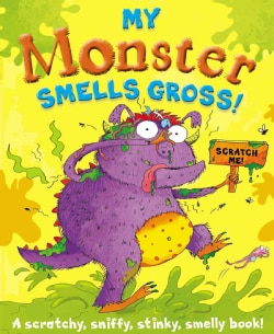 My Monster Smells Gross! (Hardcover)