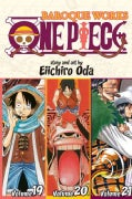 One Piece: Baroque Works 19-20-21 (Paperback)
