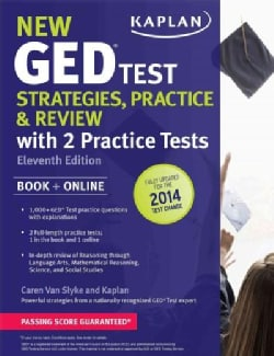 Kaplan New GED: Strategies, Practice, & Review